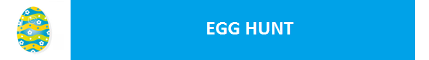 EGG HUNT-Wielkanoc NAG